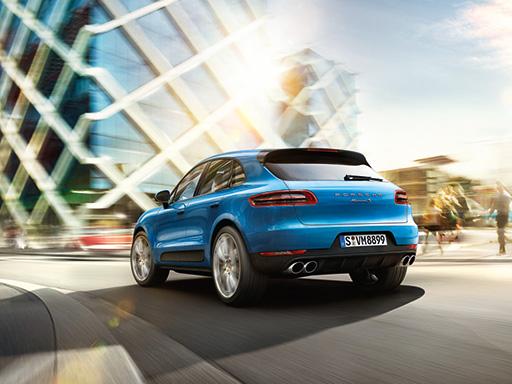 Der neue Macan. Porsche intensiv.